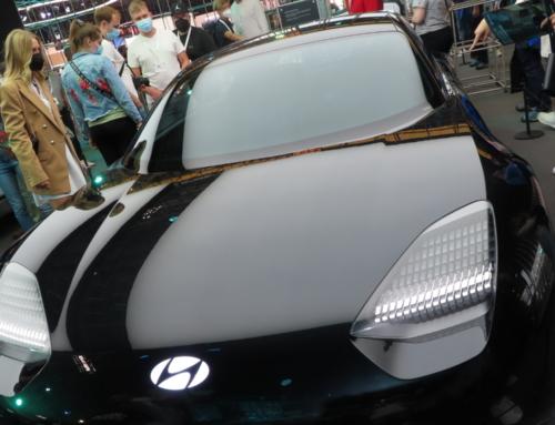 Produktneuheiten der IAA 2021 – Hyundai IONIQ 6 CONCEPT (Prophecy)