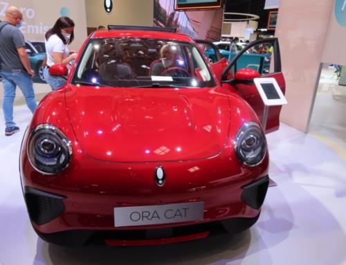 Produktneuheiten der IAA 2021 – ORA CAT